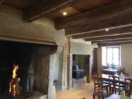 ancienne cuisine l ancienne cuisine sa cheminée et fourneau picture of