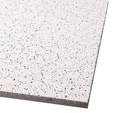 Black Drop Ceiling Tiles 2x2 by Shop Armstrong Ceilings Common 24 In X 24 In Actual 23 813 In