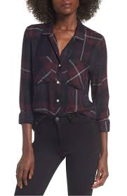 trendy plaid shirts under 100 for women just in time for fall 2017