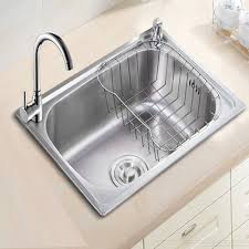 Stainless Steel Sink Grid Without Hole by Compare Prices On Kitchen Sinks Stainless Online Shopping Buy Low