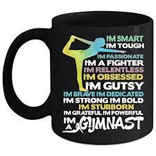 Im A Gymnast Coffee Mug Smart Cup