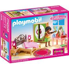 playmobil 5309 schlafzimmer mit schminktischchen playmobil