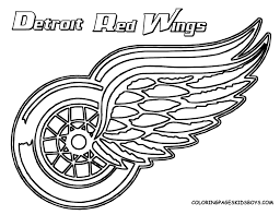 Printable Blackhawks Pumpkin Stencil by Delco Phantoms Kids Corner
