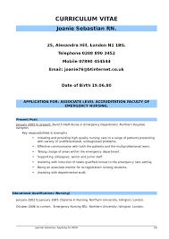 2018 Nursing Resume Fillable Printable PDF Forms Handypdf With Nicu Nurse Skills For And Sample 0179323 900x1273px