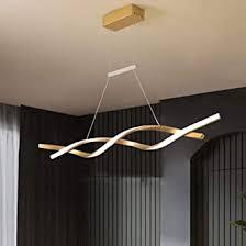 axfalo moderne esstisch pendelleuchte led dimmbar hängele höhenverstellbarer kronleuchter mit fernbedienung wohnzimmer le küche esszimmer