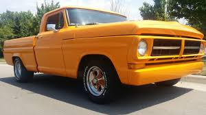 Ford F100. Custom Show Truck. Chopped, Orange, F100. Muscle Truck ... 1967 To 1969 Ford F100 For Sale On Classiccarscom This Indie Shop Is Producing A Line Of Brand New 1956 Trucks 1970 F250 Napco 4x4 Nicely Built Stroker Ranchero 500 Custom Pickup Sale 1953 Stepside Pickup Truck Flashback F10039s Arrivals Of Whole Trucksparts Or Cc994692 Bronco 2085230 Hemmings Motor News Vintage Camper Special Patina Used F Ford In Texas Glamorous Inspirational 1970s Custom Protour Youtube Hobbydb