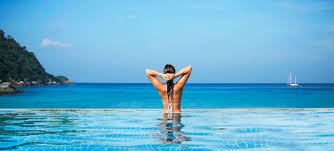 We All Look Forward To A Much Anticipated Dip In The Swimming Pool On Holiday Or Snorkel Sea But Do Ever Take Into Account Rewarding Effects