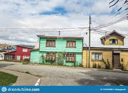 100 Houses In Chile Traditional Architecture Southern Ancud Chiloe
