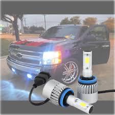 led headlight bulb conversion kit for chevy silverado 2007 2013 ebay