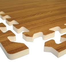 Foam Tile Flooring Uk by 60cm 1cm Wood Grain Printing Puzzle Mats Foam Floor Carpet