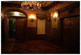 The Haunted Mansion Disneyland