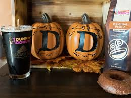 Dunkin Pumpkin Spice by Dunkin U0027 Donuts Helped Make Its Own Craft Beer Food U0026 Wine