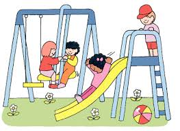Best Playground Clipart 7432 Clipartion