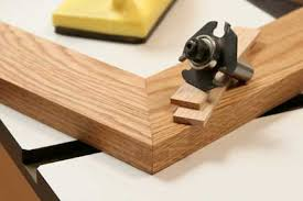 build strong miter joints with splines woodworking blog