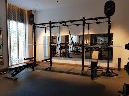 100 Uma Como Bali XRack COMO Canggu Hotel Indonesia Torque Fitness