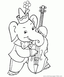 Lock Screen Coloring Music Pages For Kids Printable With Download