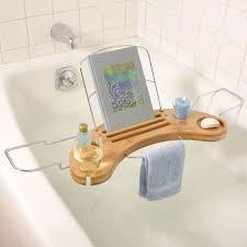 diy bathtub caddy with reading rack 99 best plateaux de bain images on bathtub tray