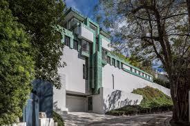 100 Frank Lloyd Wright Jr S SamuelNovarro House Is Back On The Market