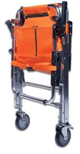 Ferno Stair Chair Video by Basic Evacuation Stair Chair Liveactionsafety