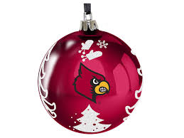 Christmas Tree Ornament Top Clearance Louisville Cardinals 3