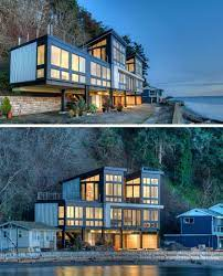 104 Beach Houses Architecture 14 Examples Of Modern From Around The World Contemporary House Modern House House Design
