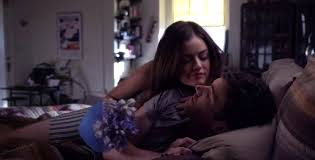 Pretty Little Liars 2014 Special by Aria And Ezra U0027s Problematic Relationship On U0027pretty Little Liars