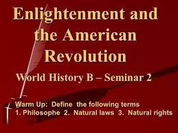Define The Term Decorous by The Enlightenment And The Age Of Reason Ppt Video Online Download