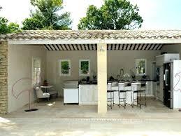aménagement cuisine d été exemple de cuisine d ete amenagement cuisine d ete une cuisine