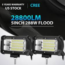 6 led light bar ebay