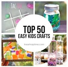 Fun Easy Kids Crafts I Heart Nap Time For To Do