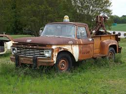 100 Ford Tow Truck 1963 F350 Believed To Be A 63 If You C Flickr
