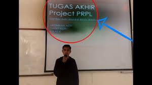 100 Ta E PRPL2018TAAli Rmuji1600018220Ardhiyan AziziSistem Informasi