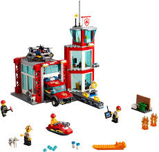 LEGO® Fire Station 60215 – I'm Rick James Bricks
