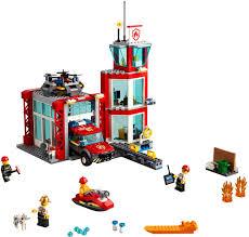 LEGO® Fire Station 60215 – I'm Rick James Bricks