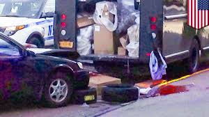 Leg Severed In Car Accident: UPS Man's Leg Cut Off By Teen Driver ...