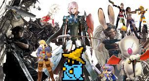 Final Fantasy Theatrhythm Curtain Call Best Characters by Best Final Fantasy Games Gamesradar