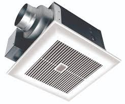 Ceiling Radiation Damper Code by Panasonic Whispersense Ventilation Moisture Control Fv 11vqc5