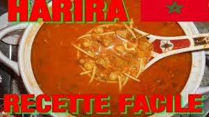 recette cuisine marocaine facile harira soupe marocaine recette facile cuisine halal tv ramadan