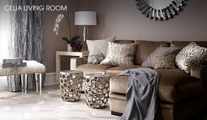 Living Room Decorating Brown Sofa by Living Room Champagne Grey Taupe Gold Silver For The