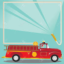 100 Fire Truck Template Photo Truck Birthday Unique Reference Letter Of Fighter