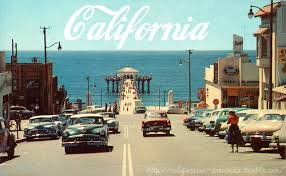 Car Vintage And California Image