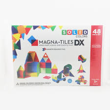 magna tiles dx 48pc set over the rainbow