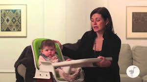 Oxo Tot Sprout High Chair by Oxo Tot Sprout High Chair Video Review From Weespring Youtube