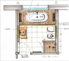 badaufteilung grundriss bodenbelag für badezimmer