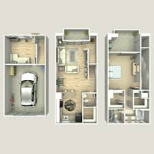 Small Modern Duplex House Plans Latavia House