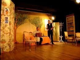 la chambre mandarine théâtre