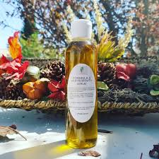 Buy Pumpkin Seed Oil For Hair Loss by Large 16 Ounce Formula D Hair Growth Serum Before And After Fast