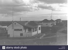 100 Shmaryahu ONE FAMILY HOUSES AT KFAR SHMARYAHU D28081 Stock Photo