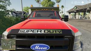 Ford F550 Dump Truck V1.0 LS 19 - Farming Simulator 19 Mod, LS19 Mod ... Ford Dump Trucks For Sale Truck N Trailer Magazine 2005 Ford F550 Super Duty Xl Regular Cab 4x4 Chassis In 2016 Coming Karzilla 2000 2007 Diesel Youtube Dump Truck V10 Fs 19 Farming Simulator 2019 Mod Ford Lovely F 550 Drw For 2008 Crew Item Dd7426 Sold May 2003 12 Foot Bed Power Cover 2wd 57077 Lot Dixon Ca 2006 Rund And Drives Has Egr Fs19 Mod Sd Trailers Volvo Ce Us