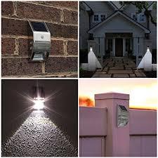 solar wall lighting interior design